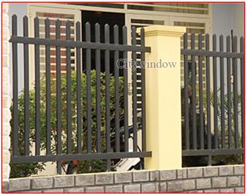 Mẫu hàng rào sắt số 21