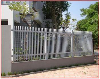 Mẫu hàng rào sắt số 18