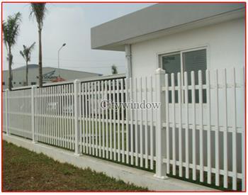 Mẫu hàng rào sắt số 08