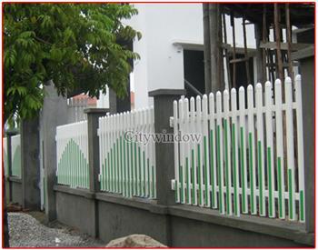 Mẫu hàng rào sắt số 06