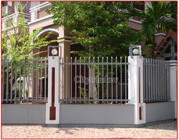 Mẫu hàng rào sắt số 05