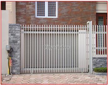 Mẫu hàng rào sắt số 03