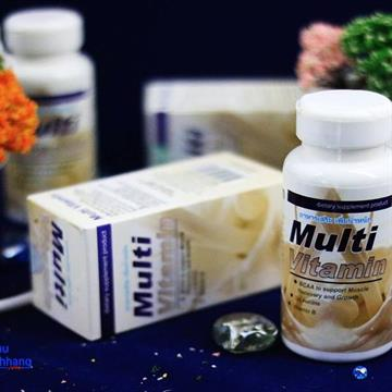 Viên uống tăng cân Multivitamin