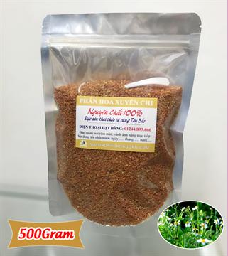 Phấn hoa cỏ kim (xuyến chi) hộp 500g