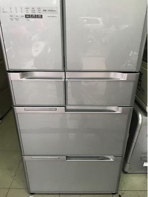 Tủ lạnh nội địa HITACHI R-B5700 cảm ứng,