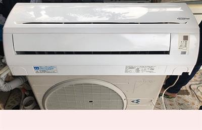 máy lạnh cũ Daikin inverter 1.0hp PLASMA ION DATE