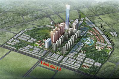 Chung cư liền kề Hải Phát Văn Phú Khu đô thị Kiến Hưng