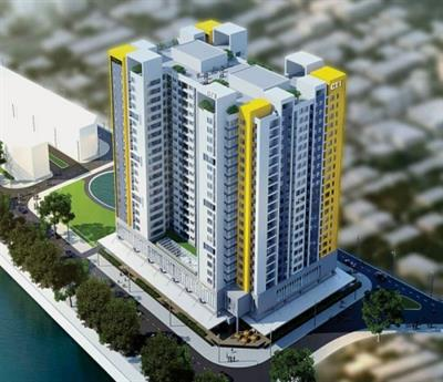 Nhà ở xã hội Rice City Thượng Thanh Long Biên- Thông tin CĐT