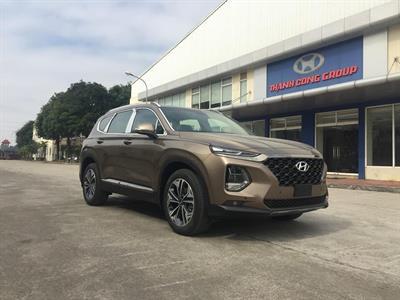 Hyundai Santafe 2.2 AT dầu đặc biệt 2019