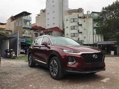 Hyundai SANTAFE 2019 (Máy xăng bản tiêu chuẩn)