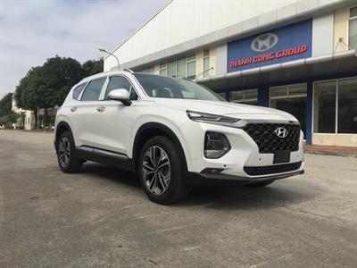 Hyundai Santafe 2.4 xăng cao cấp