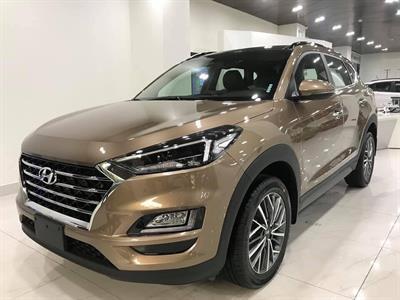 Hyundai Tucson bản xăng đặc biệt