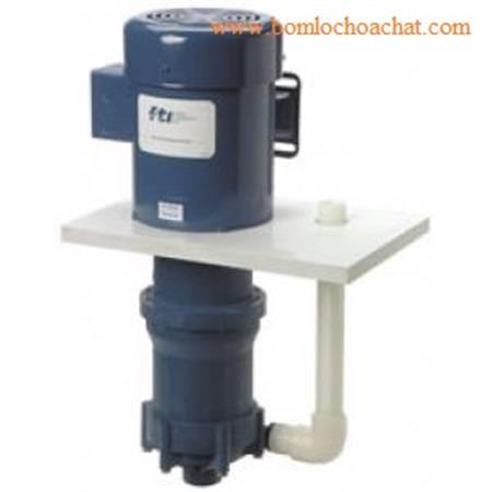 Bơm hóa chất dẫn động từ FTI-VKC