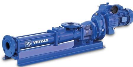 Bơm trục vít Varisco (Italy)
