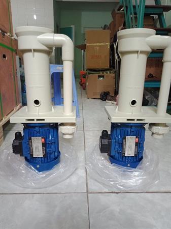 Bơm hóa chất trục đứng KP (Guobao)