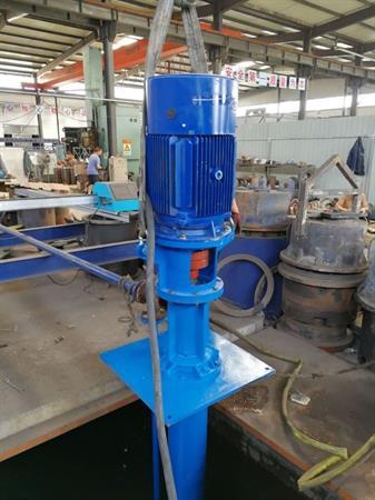 Bơm hóa chất trục đứng 250PV-SP