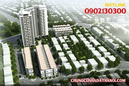 Nhà ở xã hội Rice City Sông Hồng