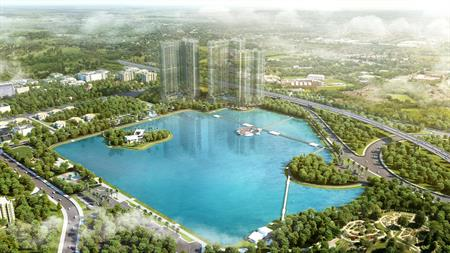 Chung cư Vinhome Smart City Tây Mỗ Đại Mỗ chỉ với 80 triệu