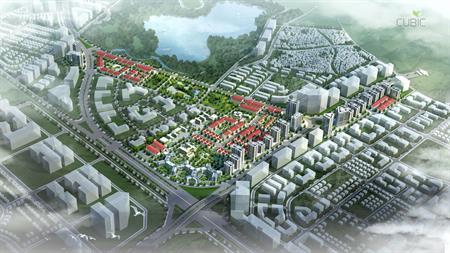 Liền kề Mai Trai Nghĩa Phủ Thị xã Sơn Tây - Chủ đầu tư HUD