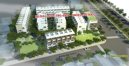 Đất nền liền kề nhà phố Tân Phù Đổng - TT Sóc Sơn