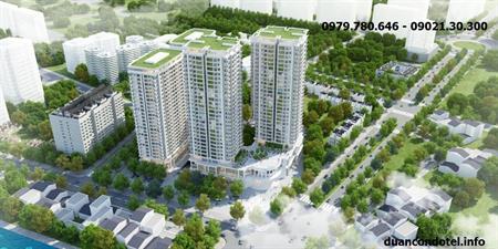 Chung cư Iris Garden 30 Trần Hữu Dực - CĐT VimeFulland
