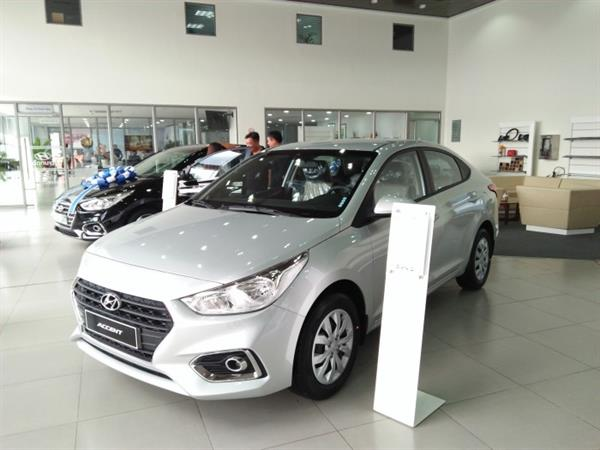 Hyundai Accent 1.4L MT Base