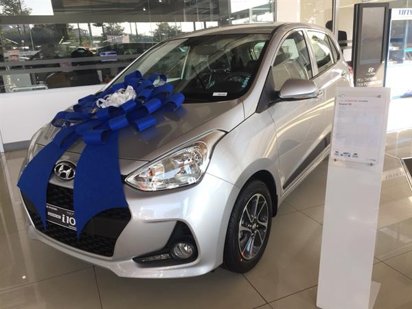 Hyundai Grand i10 1.2 AT Hatchback