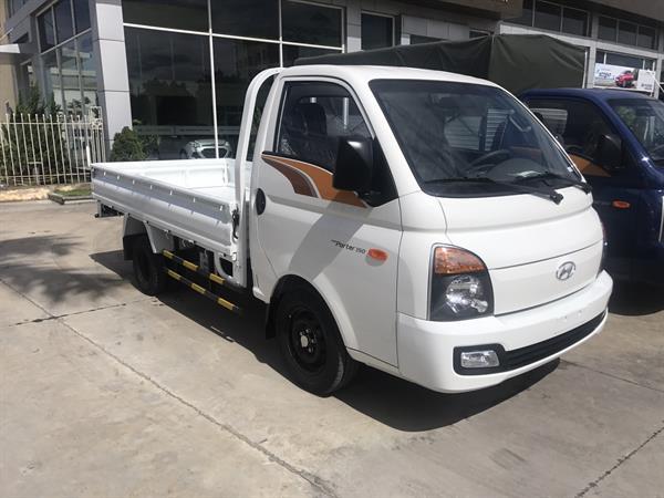 Hyundai New Porter H150 Thùng Lửng