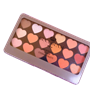 Bảng Phấn Mắt 18 Ô Gina Glam Love With Heart 18 Color Eyeshadow Palette
