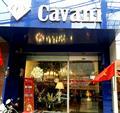 Lắp cửa tự động tại Shop quần áo cao cấp CAVANI