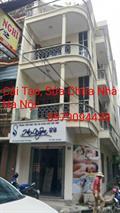 Phân tích bảng báo giá dự toán cải tạo, sửa chữa nhà ở Hà Nội