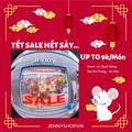 TẾT SALE HẾT SẢY UP TO 9K/MÓN