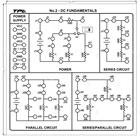 Module thí nghiệm cơ bản về mạch điện DC 2 - TPAD.Q0212