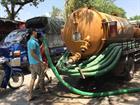 Dự án hút bể phốt tại các công ty thuộc Khu Công Nghiệp Phúc Khánh - Thái Bình