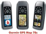 Tìm hiểu về máy định vị cầm tay Garmin 78s