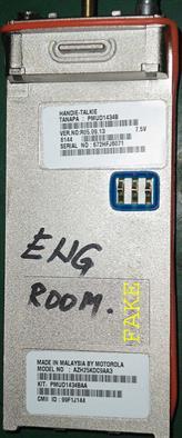 Cách phân biệt bộ đàm Motorola GP328 nhái