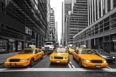 New York thử nghiệm hệ thống tính cước taxi bằng GPS