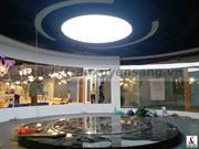 Dự án trần xuyên sáng tại sảnh tầng 1 - Đài truyền hình VTC