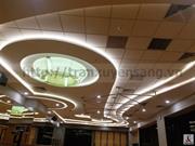 Dự án trần xuyên sáng tại phòng gym - Long Biên