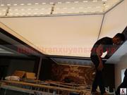 Bàn giao công trình hộp đèn trần xuyên sáng tại Yên Bái