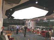 Thi công trần xuyên sáng tại Phòng giao dịch Techcombank - R3B Royal City