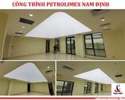 Công trình trần xuyên sáng tại Petrolimex Nam Định