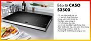 So sánh bếp từ Caso S-line 3500 và bếp từ Caso SlimLine 3400
