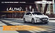 Chương trình lái thử và cảm nhận xe Hyundai miễn phí tại Lâm Thao Phú Thọ