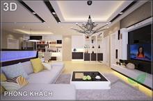 Thiết kế và thi công nội thất chung cư N04 B1 Dịch Vọng