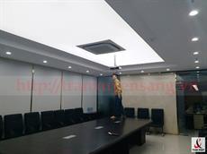 Dự án trần xuyên sáng phòng họp công ty An Nhiên - Nguyễn Thị Định
