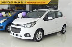 Nội thất và tiện nghi hoàn hảo của Chevrolet Spark 2018