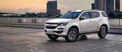 Chevrolet Trailbalzer có giá bao nhiêu tại Việt Nam?