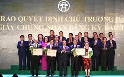 Loạt dự án BĐS lớn tại Hà Nội sắp triển khai