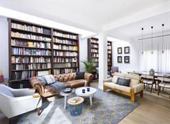 """Căn nhà mơ ước dành cho """"mọt sách"""""""